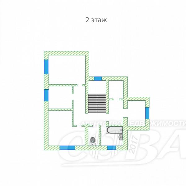 Объявление. г. Тюмень, Частный дом, 210 кв.м. на участке 15 сот.. Фото 1